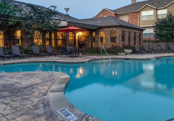 Resort Style Swimming Pool at Orion McKinney, McKinney, 75070