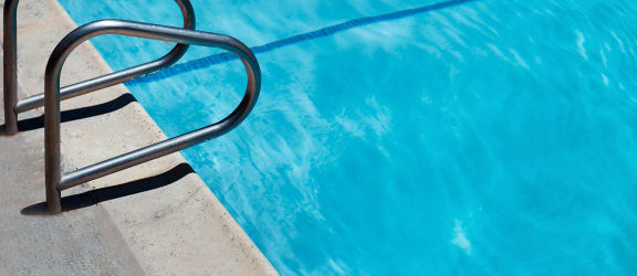 Pool stock image at Avalon Hills Apartments in Phoenix AZ