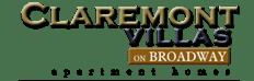 Claremont Villas Apartments logo in Tucson, AZ