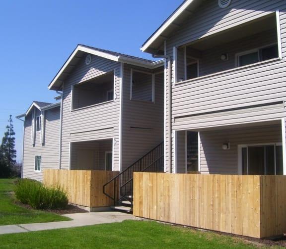 Private Patios and Balconies  Vizcaya Apartment Homes in Santa Maria, CA