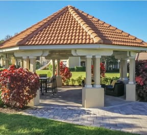 Apartment community with beautiful grounds  |Cypress Legends