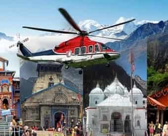 Chardham-Yatra-by-Helicopter
