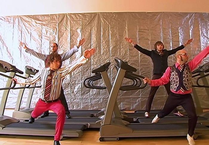 """OK GO """"Here It Goes Again"""" (2006)"""