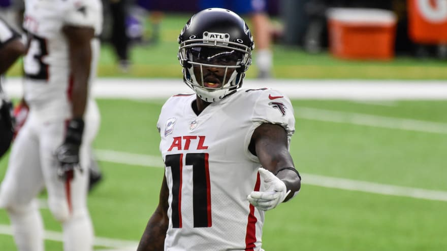 Falcons offered second-round pick for Jones before draft ...