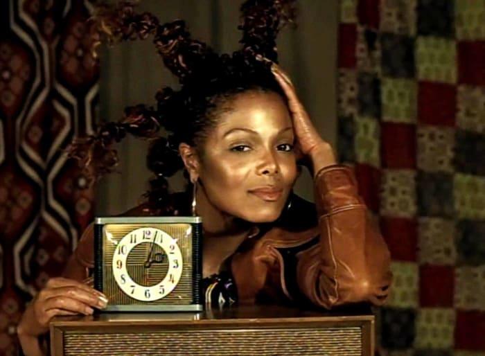 """Janet Jackson """"Got 'Til It's Gone"""" (1997)"""