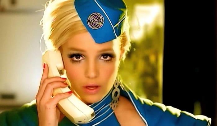 "Britney Spears ""Toxic"" (2004)"