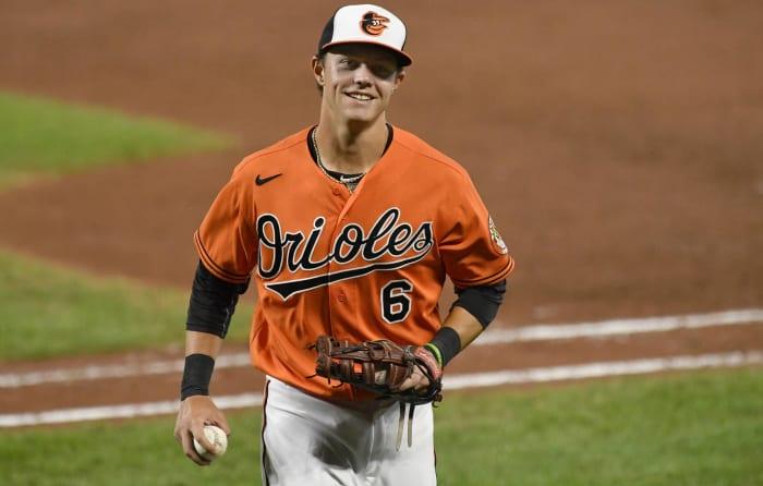 Baltimore Orioles: Ryan Mountcastle