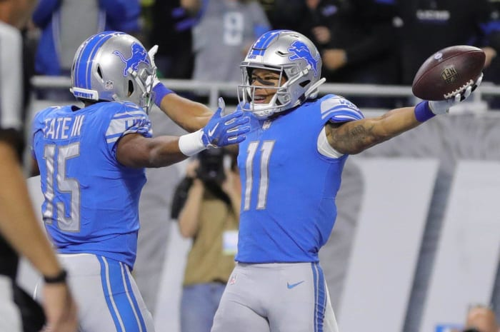 Marvin Jones and Golden Tate