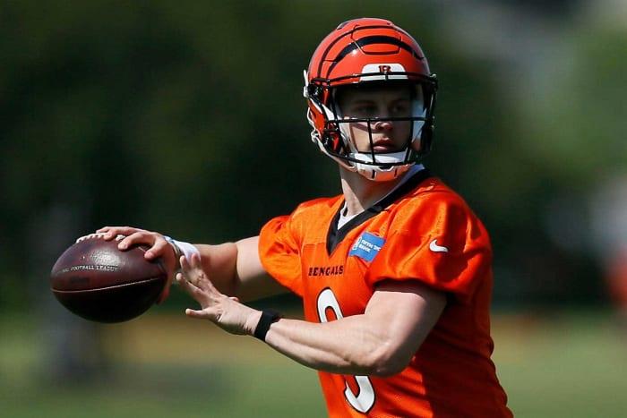 Cincinnati Bengals: Joe Burrow, QB