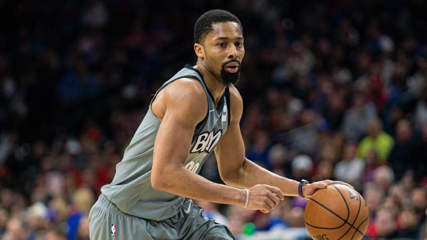 Could The Miami Heat Trade For Spencer Dinwiddie Yardbarker
