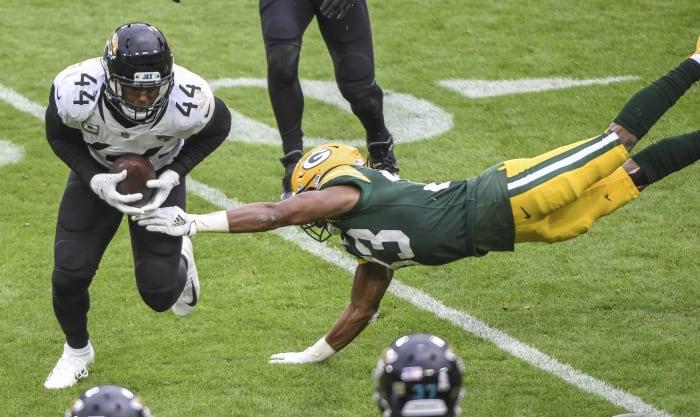 Jacksonville Jaguars: Myles Jack