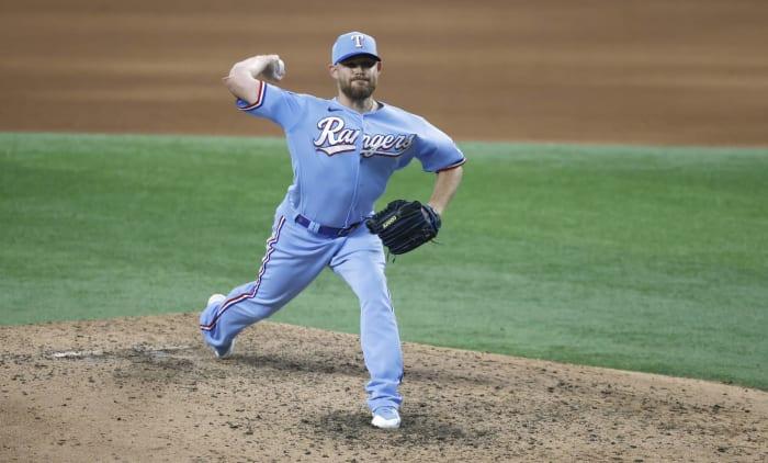 Ian Kennedy, RP  Texas Rangers