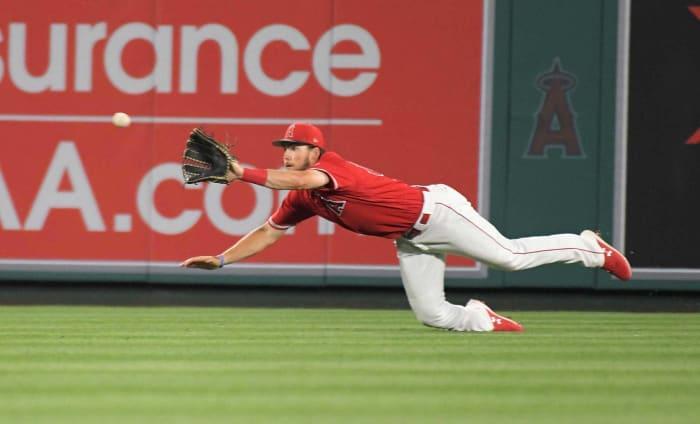 Los Angeles Angels: Brandon Marsh, OF