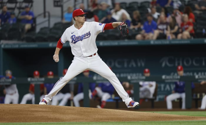 Kyle Gibson, SP  Texas Rangers