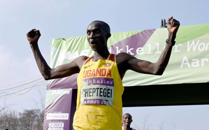 Joshua Cheptegei, Uganda
