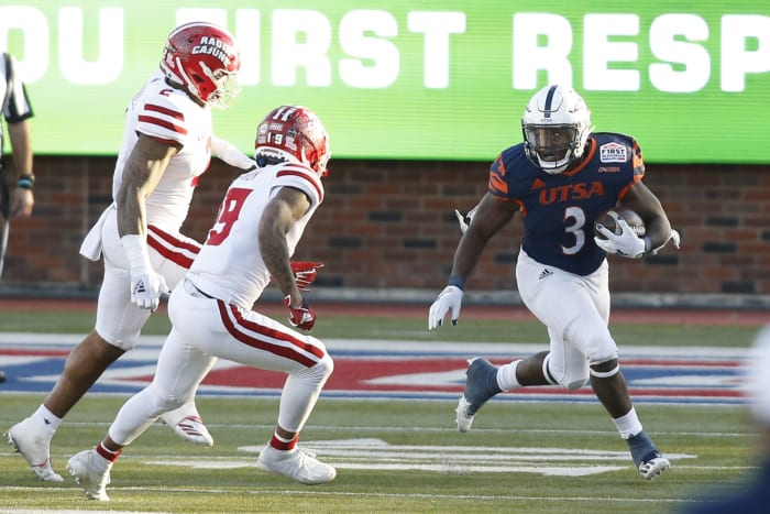 Sincere McCormick, Running Back, UT-San Antonio