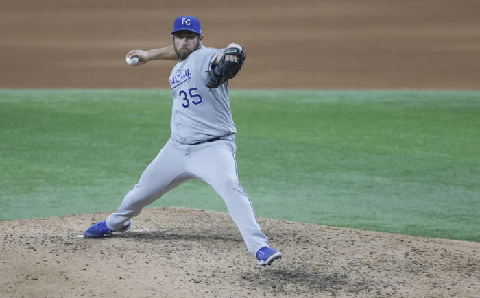 Greg Holland, RP  Kansas City Royals