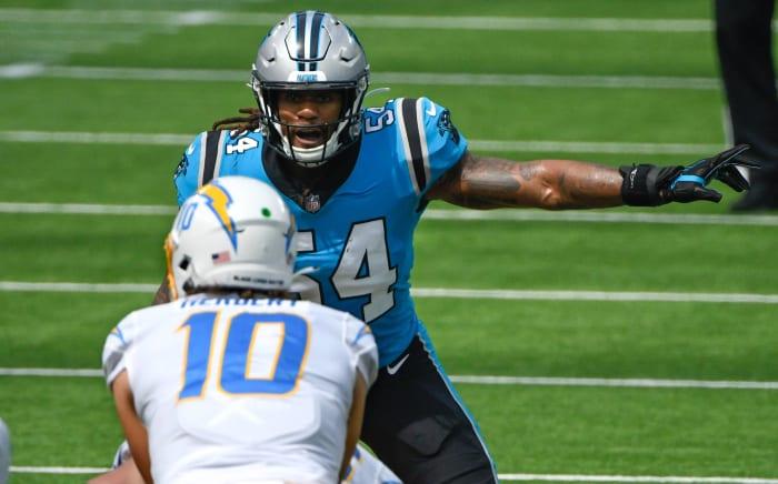 Carolina Panthers: Shaq Thompson