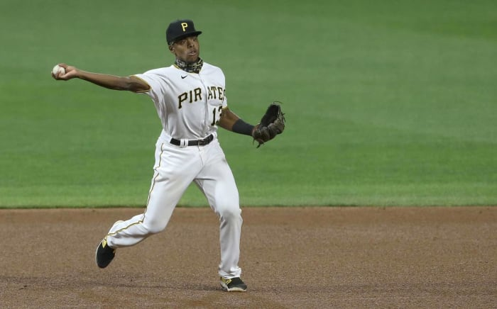 Pittsburgh Pirates: Ke'Bryan Hayes, 3B