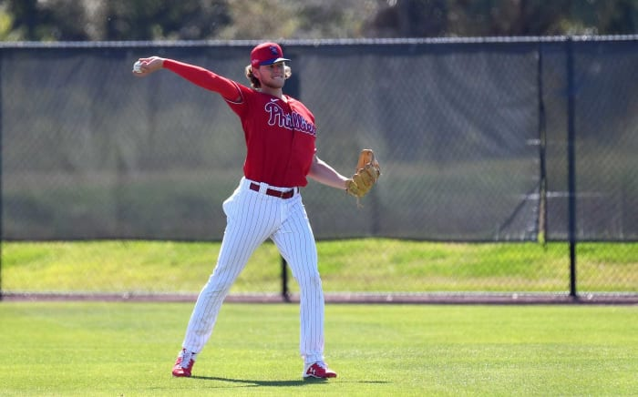 Philadelphia Phillies: Alec Bohm, 3B