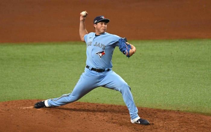 Toronto Blue Jays: Nate Pearson, SP