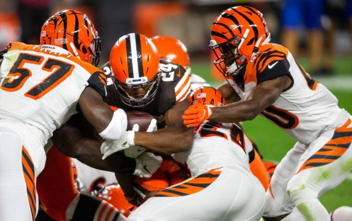 Cincinnati Bengals Weakness: Run Defense