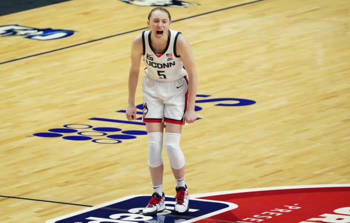 Paige Bueckers, Guard, Connecticut