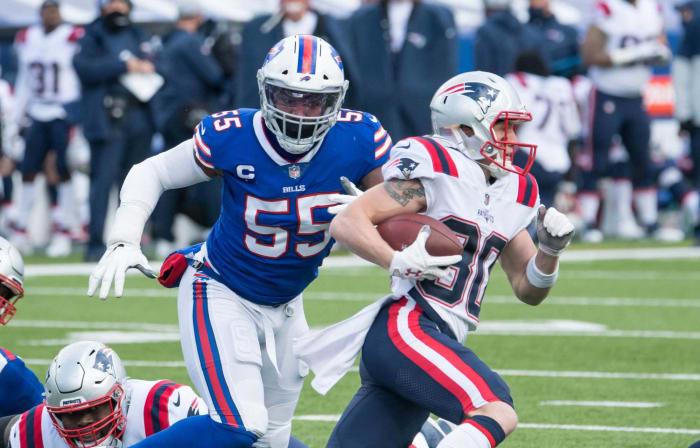 Buffalo Bills Weakness: Pass Rush
