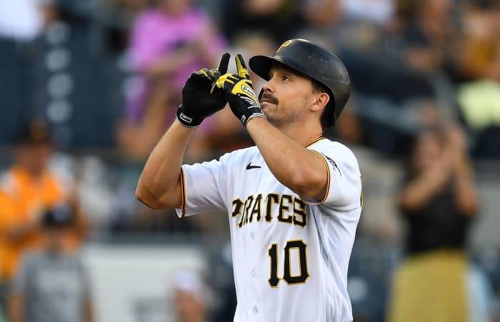 Bryan Reynolds, OF  Pittsburgh Pirates