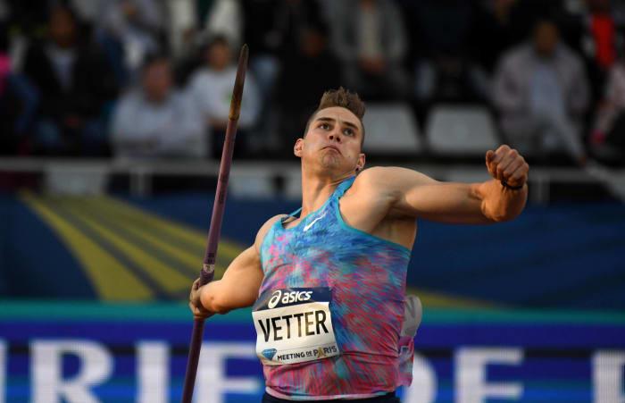 Johannes Vetter, Germany