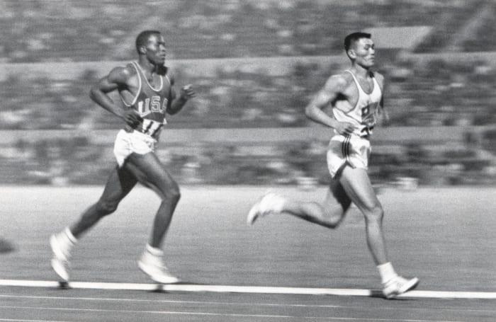 Rafer's remarkable run (1960)