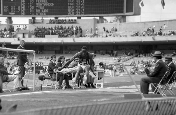 Beamon's big leap (1968)
