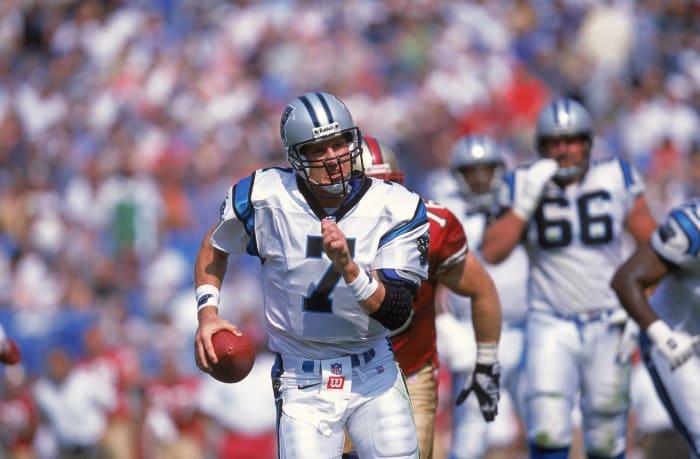 Carolina Panthers: Steve Beuerlein