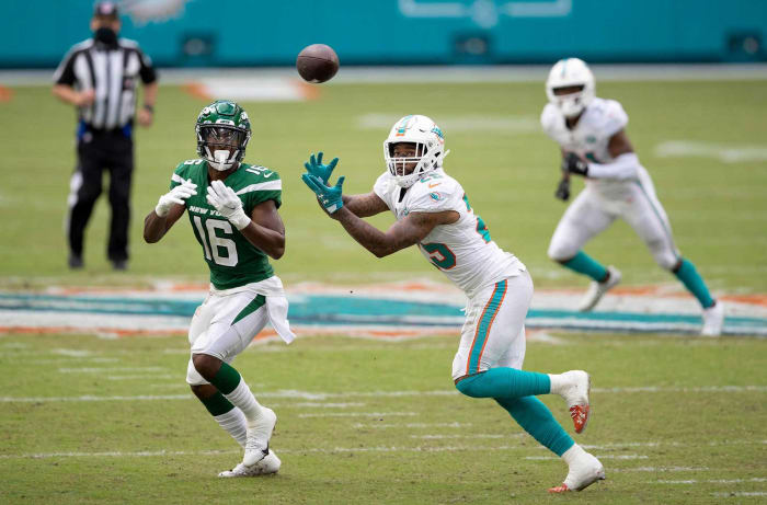 Miami Dolphins Strength: Secondary