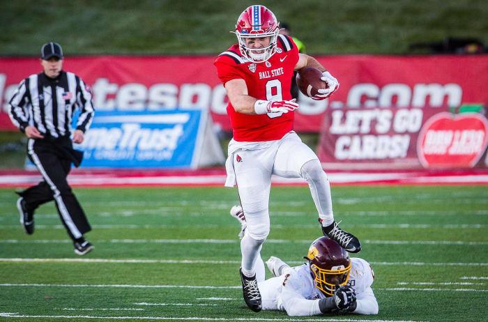 Drew Plitt, Quarterback, Ball State