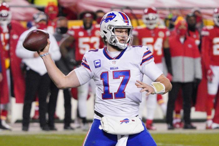 Buffalo Bills Strength: Quarterback