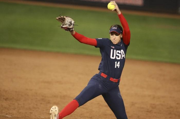 Monica Abbott (softball)