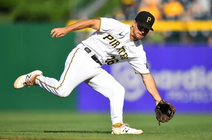 Adam Frazier, IF  Pittsburgh Pirates