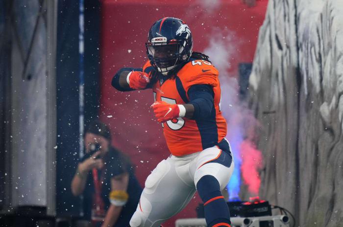 Denver Broncos: Alexander Johnson