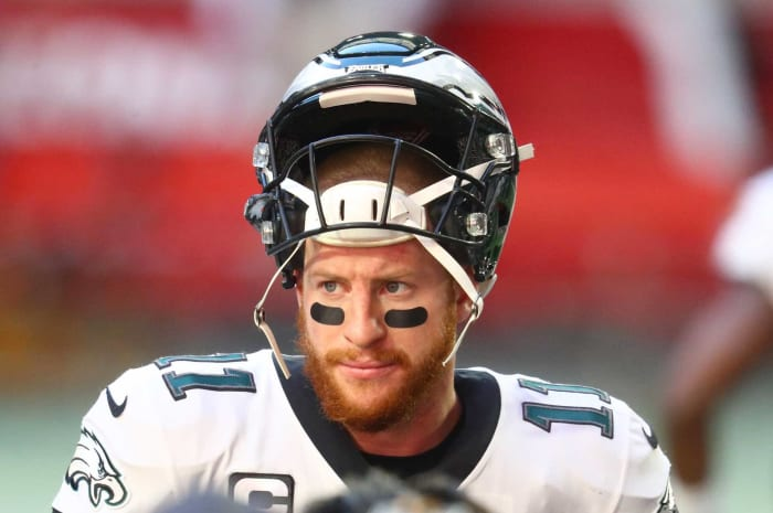 Indianapolis Colts: Can Carson Wentz turn around his career?