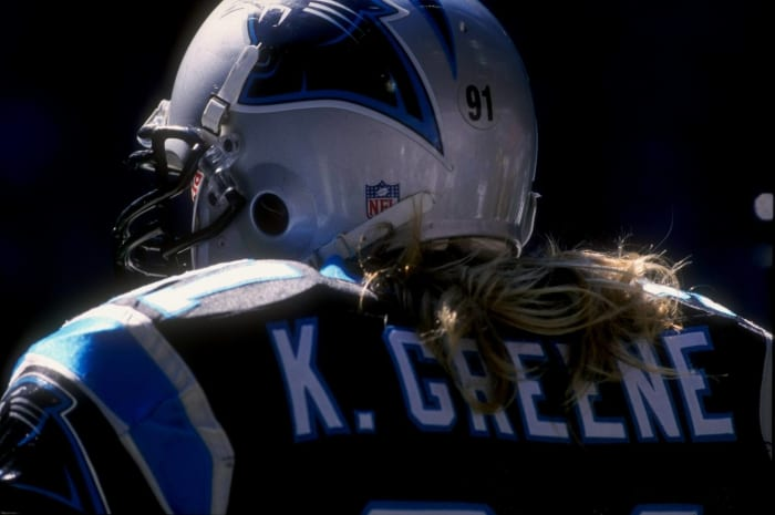 Kevin Greene, Carolina Panthers