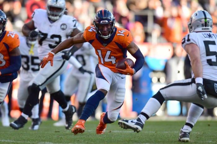 Courtland Sutton, WR, Broncos