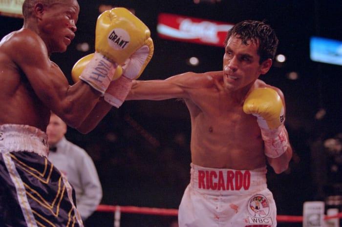 Ricardo Lopez-Michael Carbajal