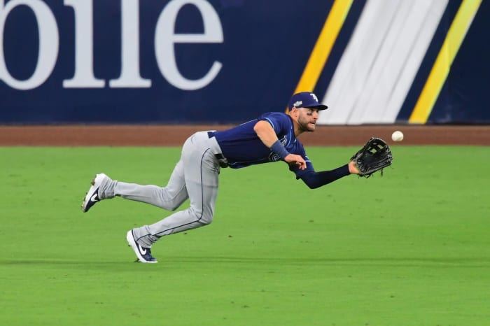 Tampa Bay Rays: Kevin Kiermaier