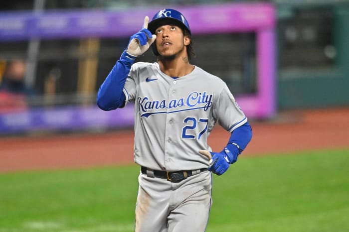 Kansas City Royals: Adalberto Mondesi