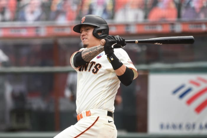 Wilmer Flores, IF San Francisco Giants