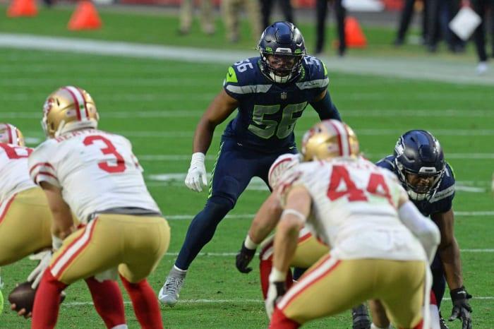 Seattle Seahawks: Jordyn Brooks, LB