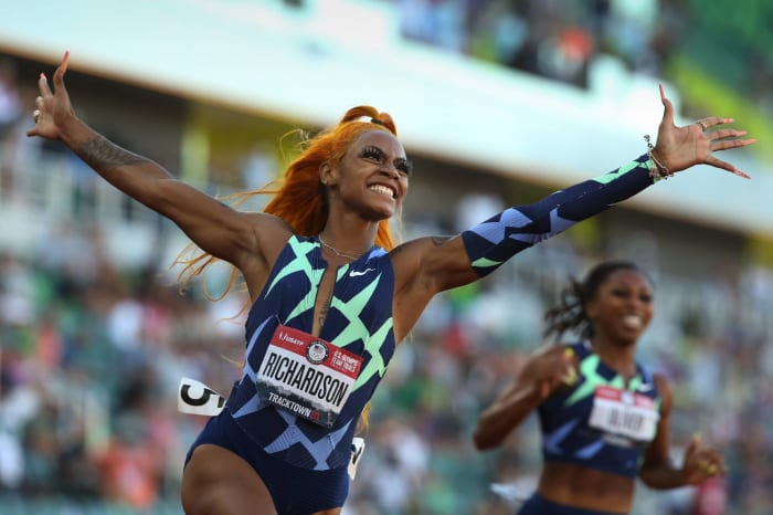 Sha'Carri Richardson (women's track and field)