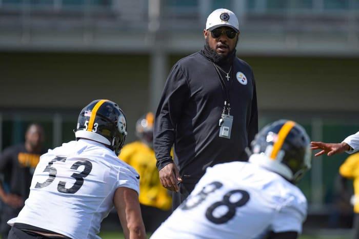 Mike Tomlin, Steelers