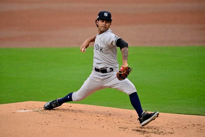 New York Yankees: Deivi Garcia, P